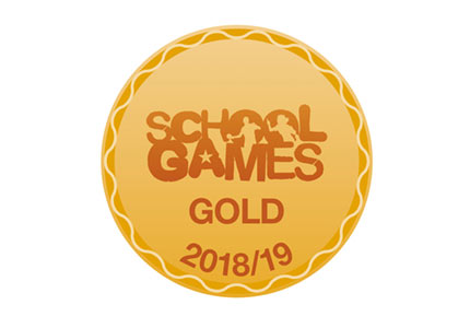 school games gold 2019
