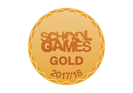 school games gold 2018