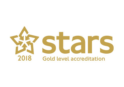stars gold level accreditation