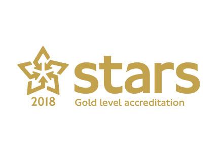 stars gold level accreditation